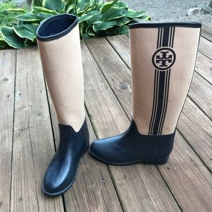 Tory Burch Tall Riding Boots